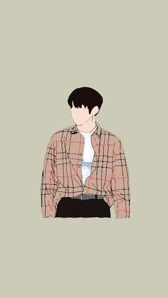 Kang Daniel Wanna one Cover Wattpad, Wattpad Cover Template, Art And Illustration, Arte Indie, Exo Fan Art, Kpop Drawings, K Idol, Kpop Fanart, Boy Art