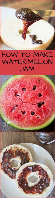 This watermelon jam recipe is the perfect way to use up watermelon juice. All…