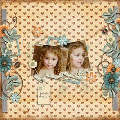 Letting Go - River Rose  Template from Bexy - Sept 2011 Template Fusion  Back to School Blues - My Four Hens  Font: Papyrus