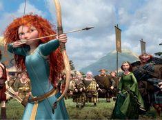 """Cineast: Короткая субъективная рецензия на мультфильм """"Храбрая сердцем / The Brave / Відважна"""""""