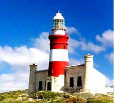 Lighthouse Struisbaai