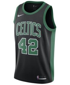 Nike Men s Al Horford Boston Celtics Statement Swingman Jersey - Black S.  Macys. Gordon Hayward 24e1ed85e