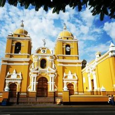 Plaza de Armas de Trujillo - Peru - been there :)