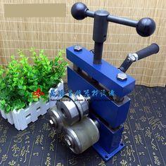 Equipos ronda pulsera de moldeo de prensa Manual flexión joyería máquina (China (continental))