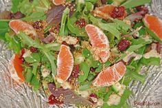 Citrus Cherry Salad