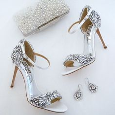 After the dress…Wedding Shoes, Bridal Jewelry & Accessories of course! Find y… After the dress…Wedding Shoes, Bridal Jewelry & Accessories of course! Find your glam at Perfect Details. Unique Earrings, Bridal Earrings, Wedding Jewelry, Wedding Necklaces, Statement Earrings, Drop Earrings, Bridal Shoes, Wedding Shoes, Wedding Dress Trends