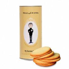 Cookies ecológicas Paul and Pippa - Tienda gourmet online   masquegourmet.es
