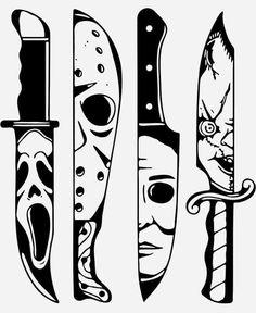 Halloween Vinyl, Halloween Crafts, Halloween Stencils, Silhouette Art, Silhouette Cameo Projects, Cricut Explore Projects, Art Projects, Image Svg, Cricut Craft Room