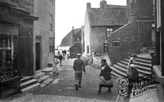 Photo of Staithes, 1932