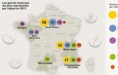 Festivals de musique en France: Quelles tendances selon votre région?