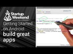 Getting started with Android: A crash-course in developing for Android - YouTube