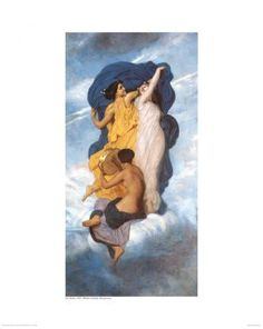 Dance Art Print by William Adolphe Bouguereau at Art.com