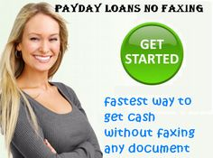 Payday Loans No Faxing help you to get fast money easily in times of financial needs. No need to fax any document or no credit check required before applying with us. Through simple online mode, you can avail cash up to £1500 within 24 hours. So apply today! http://www.instantloansnofaxing.me.uk/payday_loans_no_faxing.html