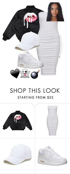 """""""Untitled #149"""" by bxbysnoop ❤ liked on Polyvore featuring Sole Society and NIKE"""