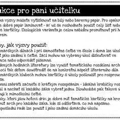 Produkt - Čtenářské výzvy II. Literatura