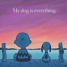 My dog is everything ♥ #dogs are the best!