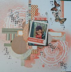 Remember This -Kaisercraft Mister Fox Collection papers and Dream Big Collectables die cut pkg http://allthatglittersscrapbooking.blogspot.ca/2014/08/mixed-media-class-at-younique.html