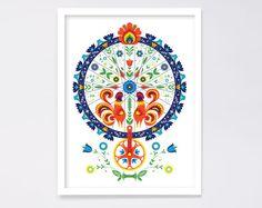 Artcrank Chicago 2014 Serigraph by @nomodesignshop on @Etsy #Dutch #penssylvania #bikes #walls #print #design #floral #color #pattern