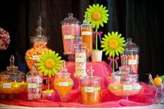 candy buffets | Michele's Confectionary Candy Buffets