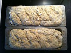 Maailman parasta leipää! – mimosanblogi My Favorite Food, Favorite Recipes, Savory Pastry, No Salt Recipes, Bread Baking, Food Inspiration, Good Food, Food And Drink, Tart