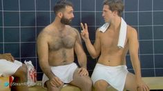 Straight advice for gay marriage - Steam Room Stories.com