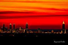 Burning Sky - City Lights