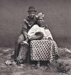 "Studio portraits by Edouard Méhomé taken in Porto-Novo, Benin.    From ""Life and afterlife in Benin"" edited by Alex Van Gelder, Phaidon, 2005."