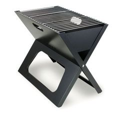 Foldable grill, design could be used for a small chair