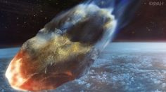 Астероид МС4 летит к Земле