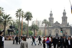 10 safety tips Santiago chile