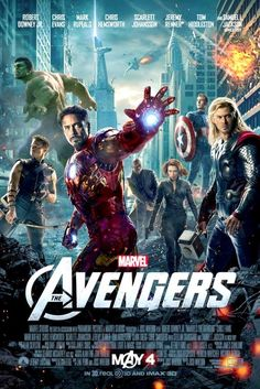 The Avengers, is a 2012 American superhero film based on the Marvel Comics superhero team of the same name, produced by Marvel Studios and distributed by Walt Disney Studios Motion Pictures.It is the sixth film in the Marvel Cinematic Universe. The film was written and directed by Joss Whedon,