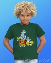 Camiseta - Aceitunas rellenas