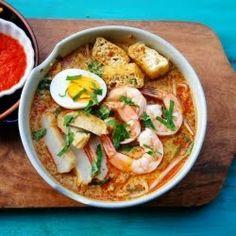 Nyonya Laksa | Malaysian Food Gallery