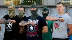 The training the U. provided to the Azov Battalion is coming back to roost in the U. as the neo-Nazi group is training and radicalizing U.-based groups with similar ideologies steeped in hatred and a belief in white racial supremacy.