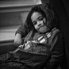 Little #chewbacca has her pjs on. #starwars #geekintraining #sony #monochrome #4yearoldsrock