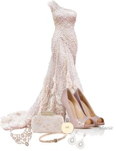 """""""Pink Bliss"""" by staciegh on Polyvore"""