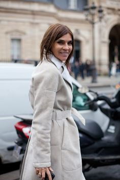 Haute Couture Street Style  Spring 2013 #Fashion