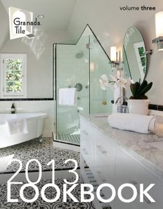 Take a look at Granada Tile's fabulous new Lookbook! It's filled with sensational new cement tile designs and some great reinterpretations of old favorites.