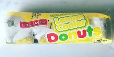 Little Debbie Snack Cakes, Snack Recipes, Snacks, Donuts, Cereal, Chips, Lemon, Breakfast, Food