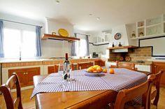 www.rentavillamallorca.com #holiday #villas #mallorca #kitchen