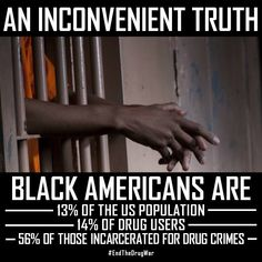 Racism, drugs, and the criminal justice system