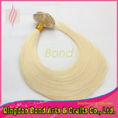 (117.11$)  Watch now - http://ai638.worlditems.win/all/product.php?id=32449793748 - 8A Blonde 613# Brazilian Straight Virgin Hair Extension 2-5pcs lot, Cheap Human Hair Weave Machine Weft Hair