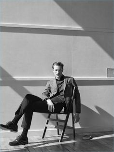 De Fursac finds a new face for fall-winter The fashion brand enlists Hugo Sauzay as the star of the season. The French model and architect stars in D