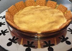 No-bake, quick and delicious - this easy Milke Tart (Melktert) recipe will keep your taste buds singing. Tart Recipes, Dessert Recipes, Cooking Recipes, Custard Recipes, Oven Recipes, Pudding Recipes, Curry Recipes, Cheesecake Recipes, Bread Recipes