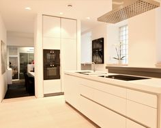 b1 kitchen in new bulthaup showroom in Augsburg