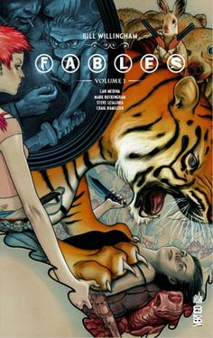 Click Image Above To Purchase: Fables Vol 1 Deluxe Edition Hardcover Graphic Novel From Warner Bros. Fables Comic, Les Fables, The Wolf Among Us, Grant Morrison, Vertigo Comics, By Any Means Necessary, Story Arc, Book 1, Graphic Novels