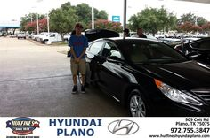Congratulations to Daniel Kim on your new car  purchase from Kevin Lee at Huffines Hyundai Plano! #NewCar