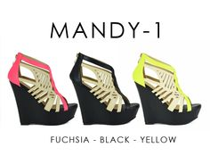 MANDY-1 by Athena Footwear <available in 3 colors>  Call (909)718-8295 for wholesale inquiries - thank you!