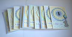 Crafty by AgnieszkaBe: zaproszenia Bookends, Invitations, Crafty, Home Decor, Interior Design, Home Interior Design, Invitation, Home Decoration, Decoration Home