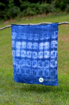 Box Pattern Tie Dye Technique #michaelsmakers #tiedyeyoursummer